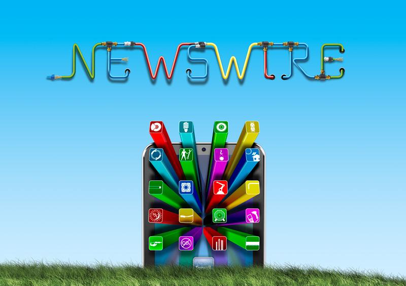 Newswire Magazine Design