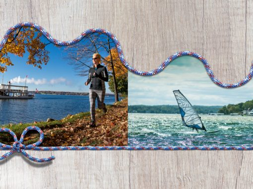 Brochure Design for Visit Lake Geneva